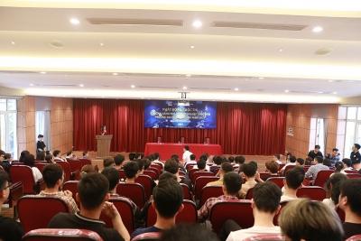 Lễ phát động cuộc thi NUCE-InTech 2021