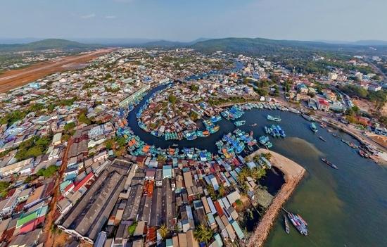 Diện mạo mới đô thị khu vực Đồng bằng sông Cửu Long