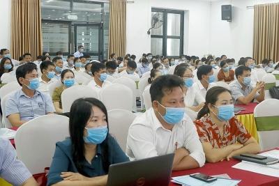 Hà Tĩnh: Nâng cao năng lực quản lý, giám sát cho cán bộ cơ sở trong xây dựng Nông thôn mới