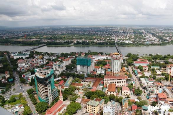 Thông qua Nghị quyết mở rộng Thừa Thiên Huế