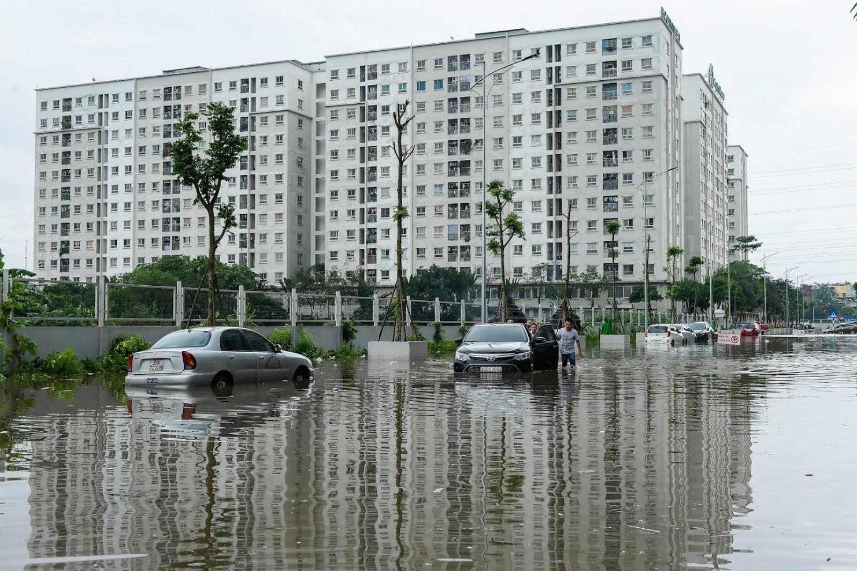 Hà Nội: Tập trung lo thoát nước trước mùa mưa bão 2021