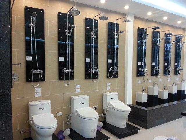 Lời khuyên chọn thiết bị vệ sinh theo chất liệu