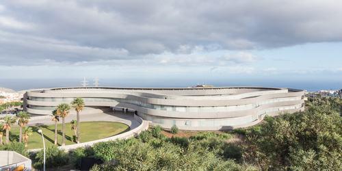 111727baoxaydung image005 Chiêm ngưỡng thiết kế mới cho Khoa Mỹ thuật – Đại học La Laguna
