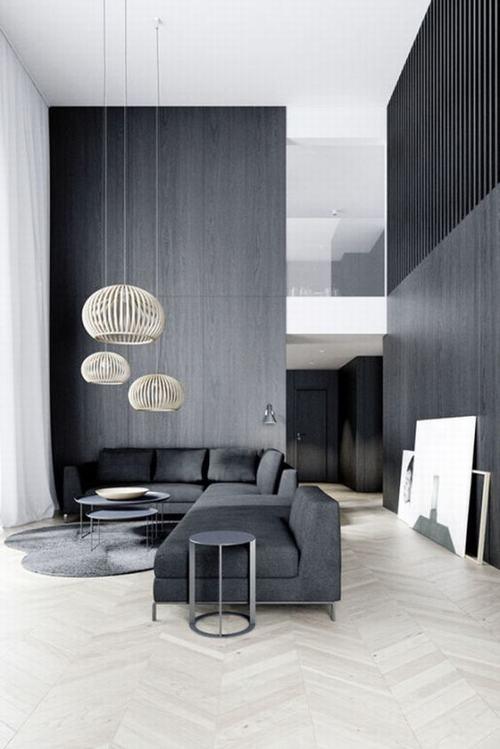 Phong cách thiết kế nội thất tối giản 145009baoxaydung_image001
