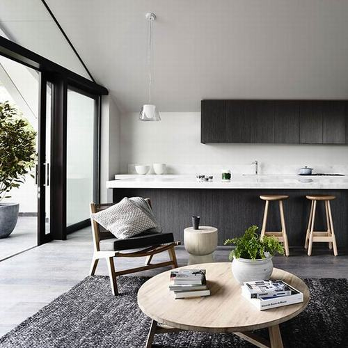 Phong cách thiết kế nội thất tối giản 145009baoxaydung_image005