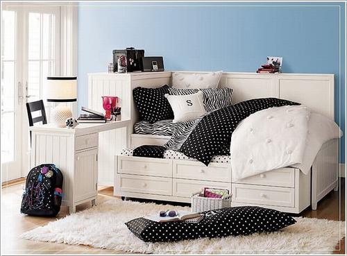 141943baoxaydung image001 Gợi ý thiết kế phòng ngủ trẻ em đẹp và đa chức năng