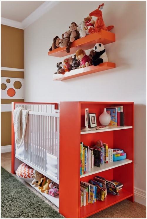 141943baoxaydung image002 Gợi ý thiết kế phòng ngủ trẻ em đẹp và đa chức năng