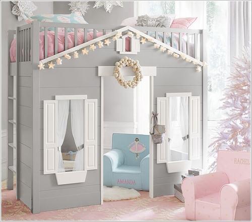 141944baoxaydung image008 Gợi ý thiết kế phòng ngủ trẻ em đẹp và đa chức năng