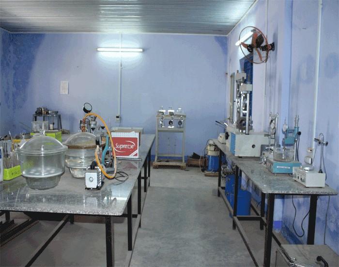 Đánh giá phòng thí nghiệm chuyên ngành xây dựng đủ điều kiện hoạt động