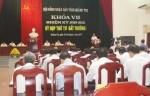 Quảng Trị: Khai mạc kỳ họp bất thường Hội đồng nhân dân tỉnh khóa VII