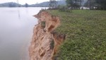 Hà Tĩnh: Người dân làng Soi bất an vì sạt lở đất do
