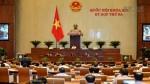 Kỳ họp thứ 3, Quốc hội khóa XIV: Quốc hội bàn về việc sửa Luật Quy hoạch