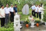 Quảng Ninh: Hòn đá nổi ở ngôi đến thờ TS Vũ Phi Hổ