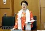 Quốc hội sẽ xem xét đơn xin thôi đại biểu của bà Phan Thị Mỹ Thanh