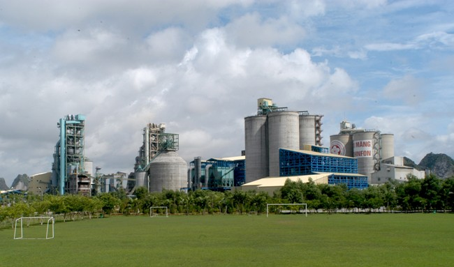 Giải pháp kỹ thuật nâng cao hiệu suất nhà máy xi măng