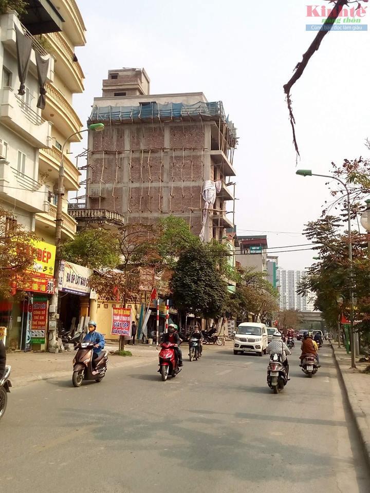 Thanh Trì (Hà Nội): Kiểm điểm lãnh đạo xã Thanh Liệt vì để xảy ra vi phạm TTXD