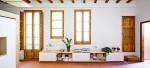 Sử dụng nội thất sáng tạo trong căn hộ 70 m2