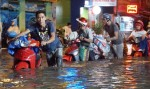 TP Hồ Chí Minh gồng mình chống ngập lụt