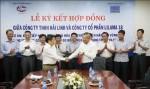 Lilama 18 và Cty TNHH Hải Linh vừa ký hợp đồng thi công Dự án Kho tiếp nhận LNG và tái hóa khí thiên nhiên