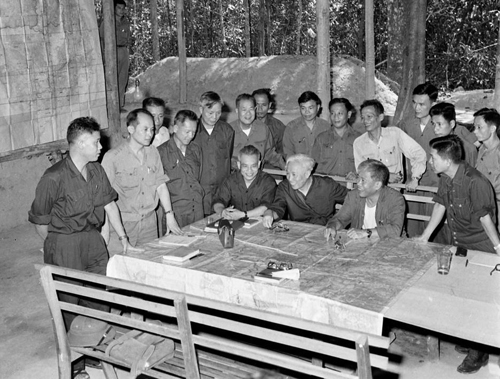 Tư lệnh Sáu Nam với Chiến dịch Hồ Chí Minh lịch sử