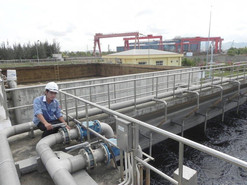Hướng dẫn xác định lợi nhuận định mức cho công tác vận hành nhà máy xử lý nước thải Rạch Bà và các trạm bơm