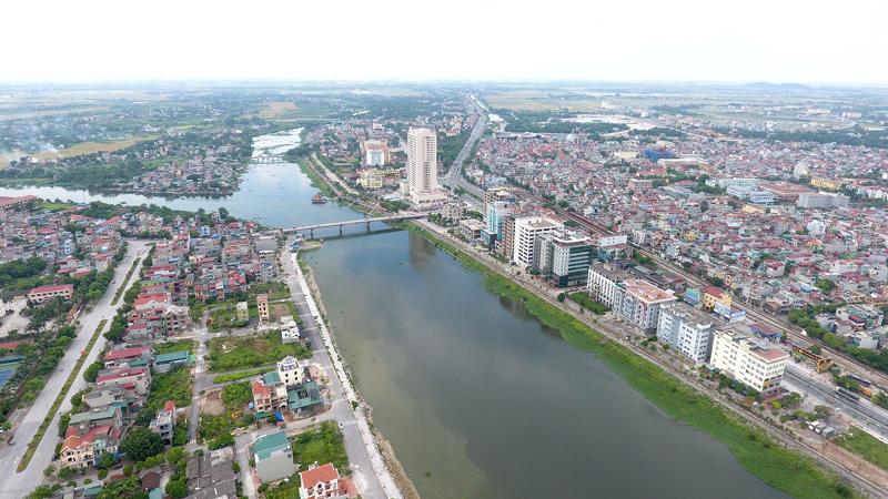 Góp ý việc chuyển quyền sử dụng đất tại Khu đô thị sinh thái và dịch vụ thương mại Lam Hạ