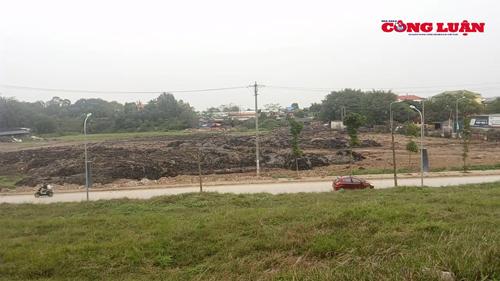 Hà Nội: Công ty TNHH Sản xuất gốm sứ và du lịch Bát Tràng vi phạm pháp luật về bảo vệ môi trường