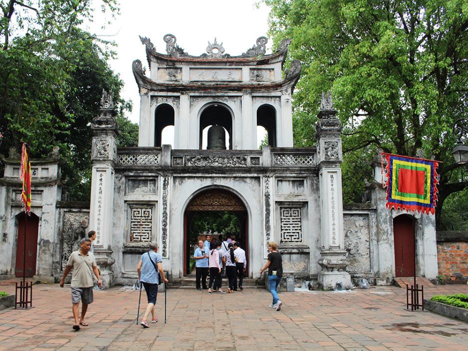 Đánh thức tiềm năng du lịch của Văn Miếu - Quốc tử giám