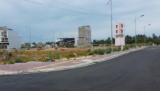 Góp ý việc chuyển quyền sử dụng đất tại dự án Khu dân cư phía Bắc đường Nguyễn Văn Cừ, tỉnh Ninh Thuận