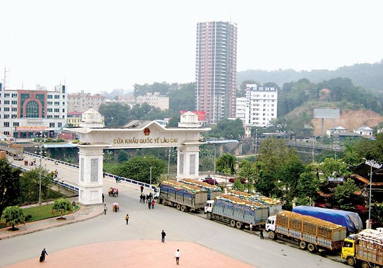"""Triển khai xây dựng """"Chương trình phát triển hệ thống đô thị gắn khu kinh tế cửa khẩu và khu vực biên giới"""""""