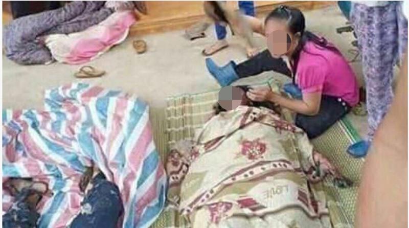 Yên Bái: Đang điều tra ai là hung thủ của vụ chết cháy