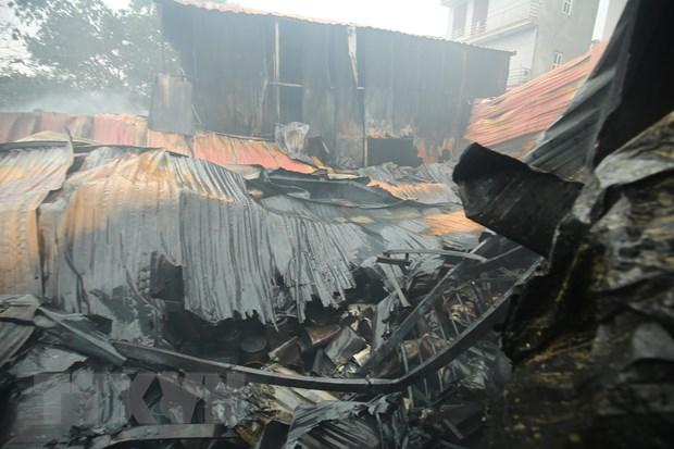 Yêu cầu kiểm điểm trách nhiệm vụ cháy làm 8 người chết ở Trung Văn