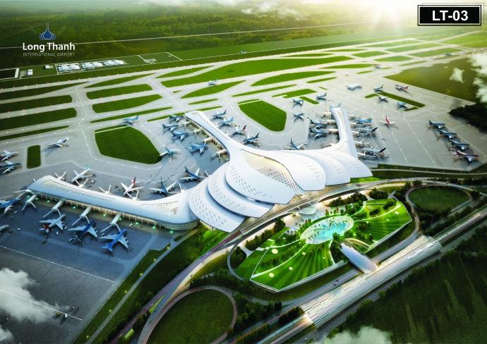 Những công nghệ hiện đại nào sẽ được áp dụng tại sân bay Long Thành?