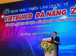 Hơn 1.000 gian hàng tham gia Triển lãm quốc tế VIETBUILD tại Đà Nẵng