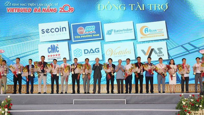 DAG tham dự triển lãm Quốc tế Vietbuild Đà Nẵng 2019