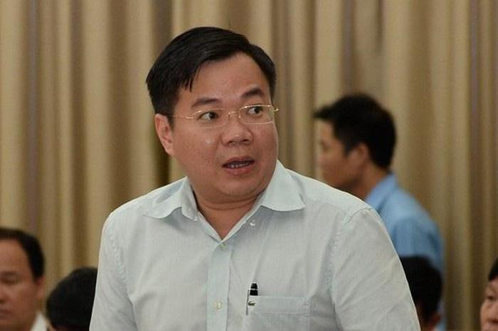 Khởi tố, bắt tạm giam nguyên Tổng Giám đốc Công ty Tân Thuận
