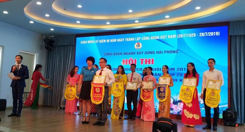 Hội thi cán bộ công đoàn giỏi và phát động Tháng Công nhân năm 2019