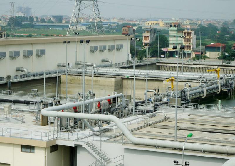 Góp ý việc điều chỉnh quy hoạch hệ thống thu gom nước thải Khu công nghệ cao Hòa Lạc