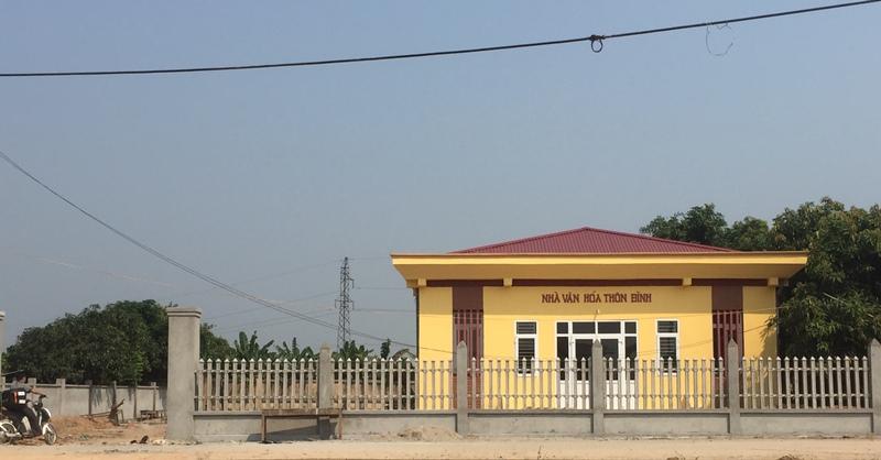 Vĩnh Phúc: Đích Nông thôn mới đang ở rất gần