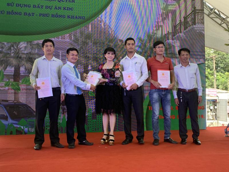 Phú Hồng Thịnh đồng hành cùng chính quyền phát triển đô thị
