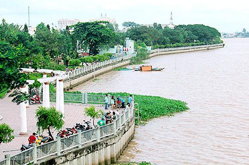 Đồng Nai chuyển đổi hình thức đầu tư dự án ven sông từ BT sang đầu tư công