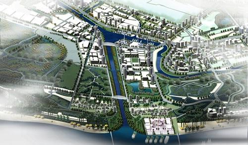 Chủ trương điều chỉnh tổng thể quy hoạch chung xây dựng khu kinh tế Định An