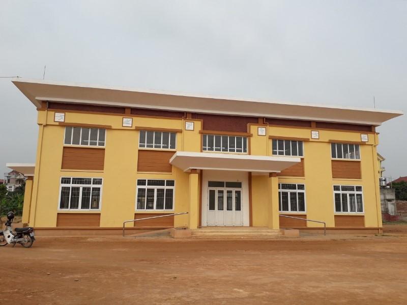 Vĩnh Tường (Vĩnh Phúc): Xã Nghĩa Hưng nỗ lực hoàn thành xây dựng nông thôn mới