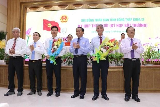 Thủ tướng phê chuẩn Phó Chủ tịch Ủy ban Nhân dân tỉnh Đồng Tháp