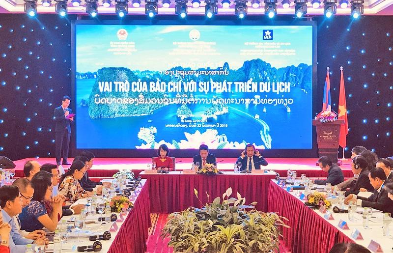 Hội thảo quốc tế về vai trò của báo chí với sự phát triển du lịch