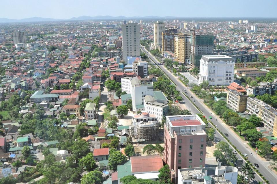 Góp ý điều chỉnh cục bộ Quy hoạch chung TP Vinh, tỉnh Nghệ An