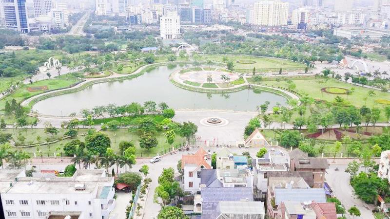 Xây dựng bãi đỗ xe ngầm tại công viên Cầu Giấy, Sở Quy hoạch – Kiến trúc nói gì?