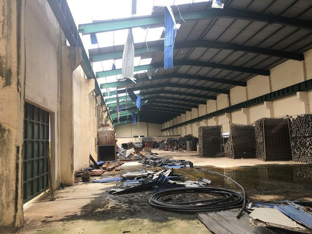 Quảng Bình: Cận cảnh dự án nhà máy gang thép ngàn tỷ hoang phế sau 11 năm khởi công