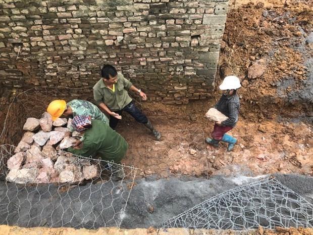 Hà Nội hoàn thành công trình xử lý sự cố đê điều trước mùa mưa bão