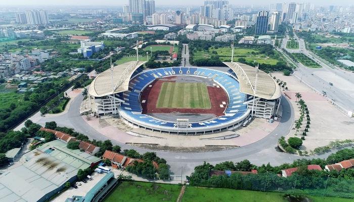 Góp ý chủ trương đầu tư dự án nâng cấp khán đài C và D sân vận động trung tâm, Khu liên hợp thể thao quốc gia